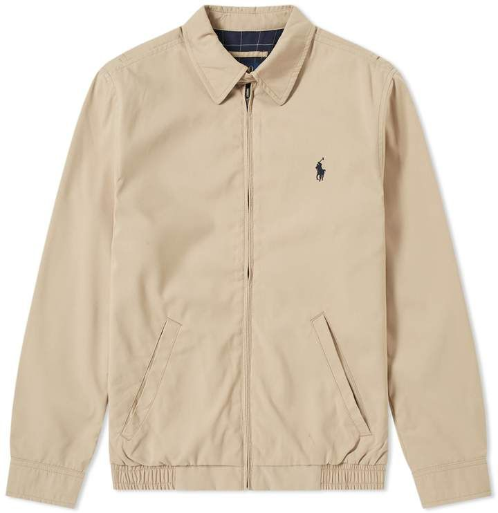 3723dde6 Polo Ralph Lauren Windbreaker Harrington Jacket in 2019 | Products ...