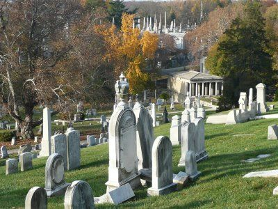 Laurel Hill Cemetery, Laurel Hill
