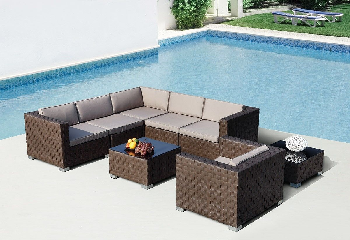Revit Family Sectional Sofa Contemporary Patio
