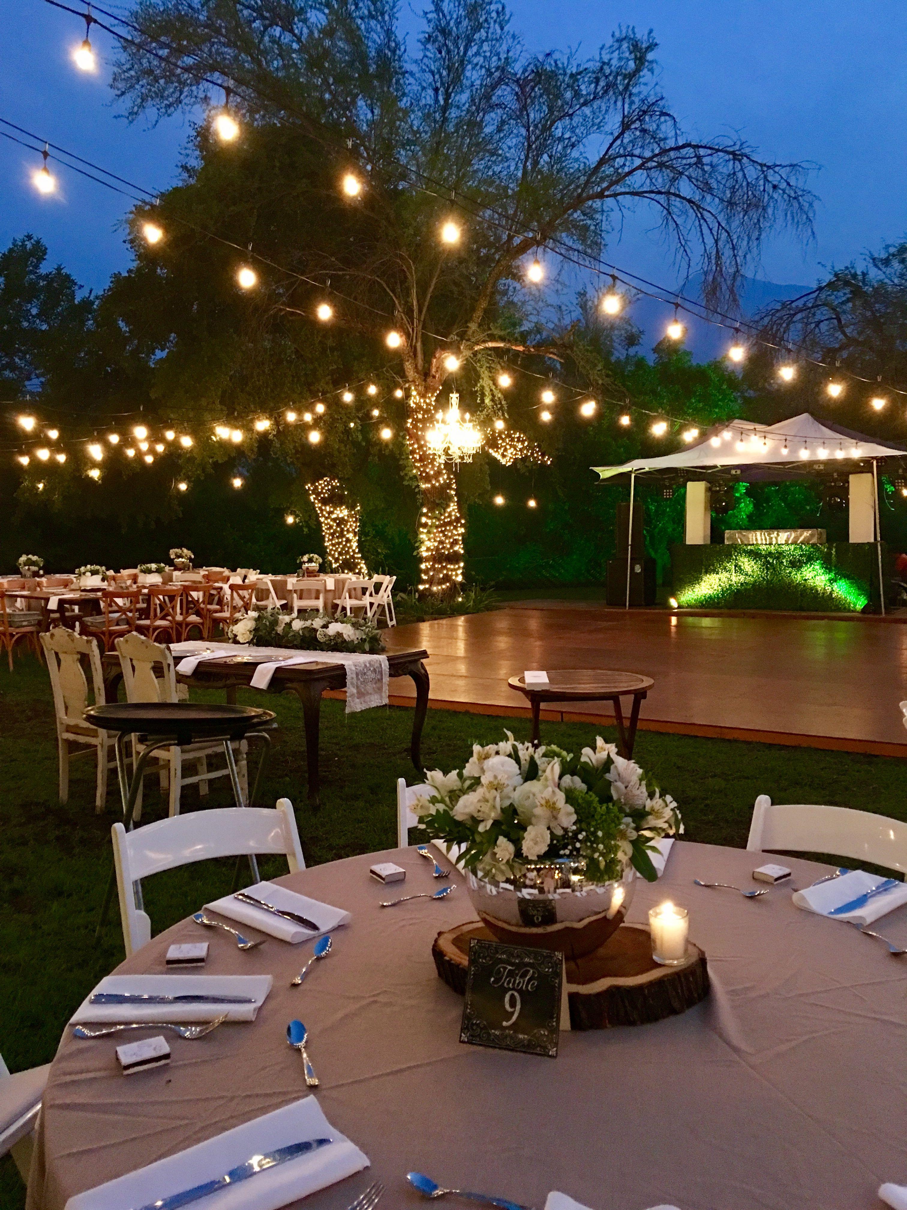Explorar el hogar fiestas al aire libre y eficientes diseños - Bodas al aire libre Quinta las Jacarandas | Recepción de ...