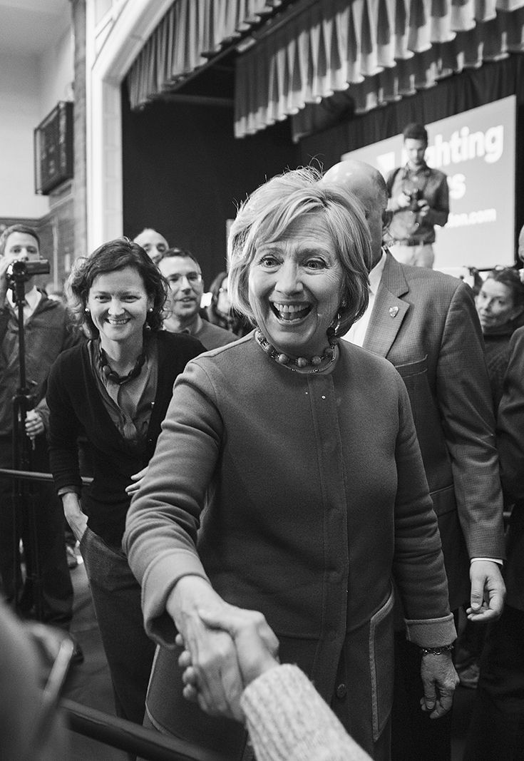 Hillary Clinton Wants To Talk To You About Love And Kindness