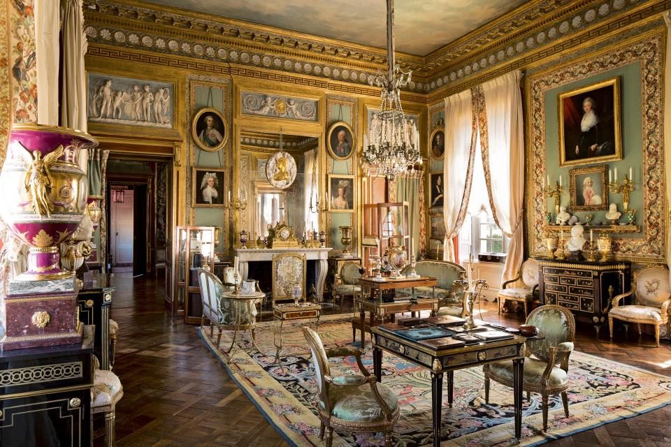 Pin by Angeliki T Greek on 650 Decor Pinterest Mansion, French