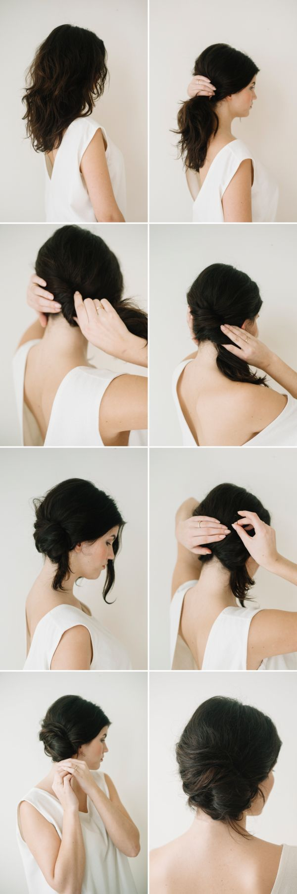 Messy Side French Twist Tutorial | Hair Stuff | Pinterest | French ...