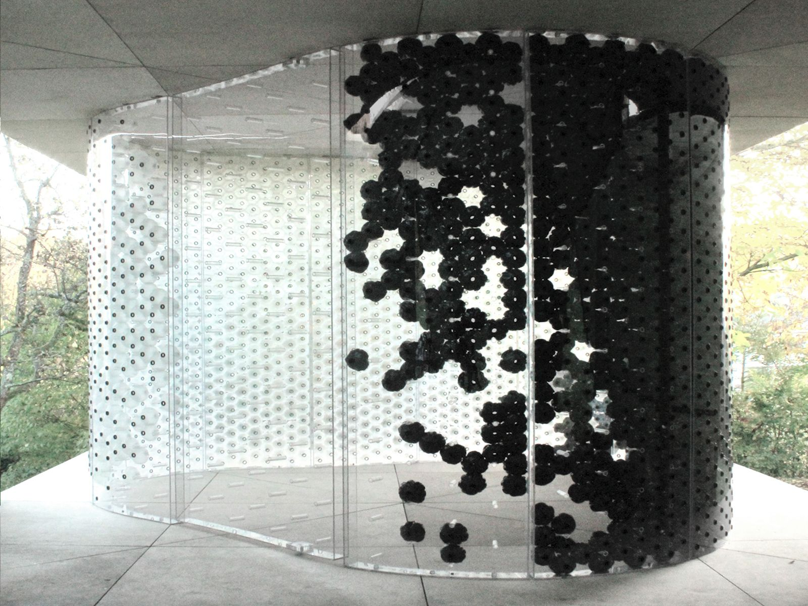 """Let Your Building """"Breathe"""" With This Pneumatic Façade Technology"""