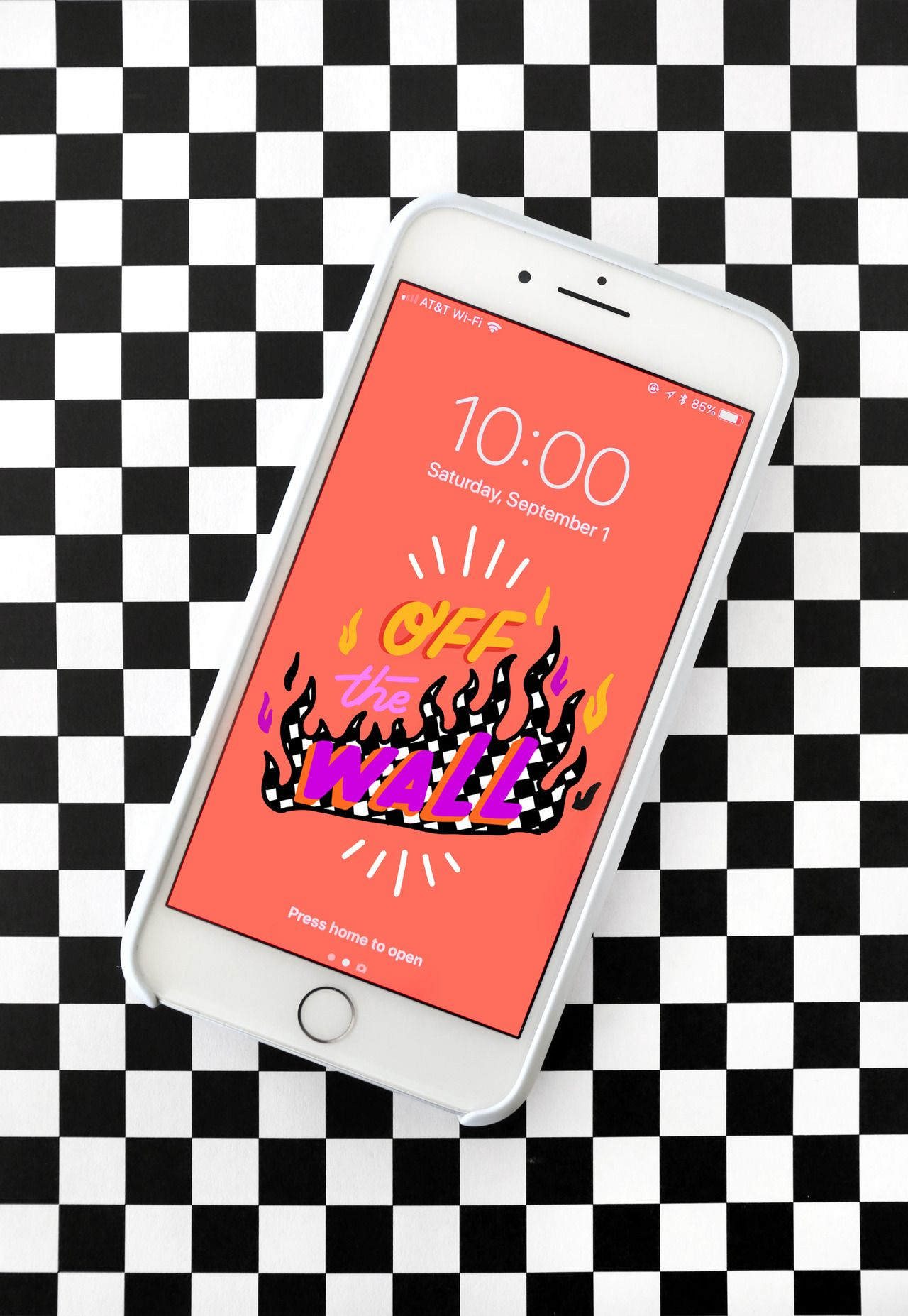 Fuel Your Fashion Fire And Style Your Screen With Our
