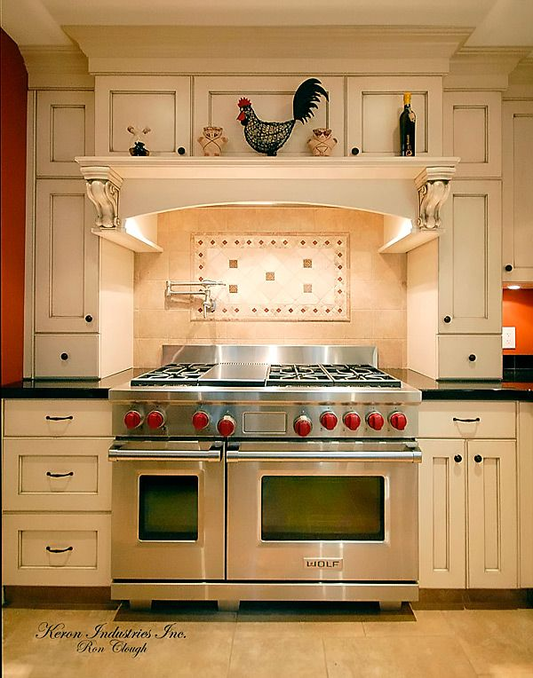 Amazing Rooster Kitchen