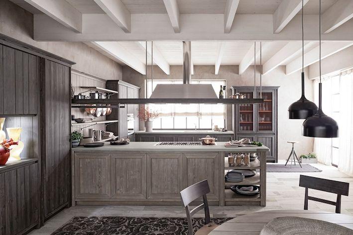 Cucine per mansarde come arredare cucina kitchen kitchen