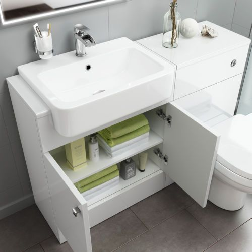 1160mm White Bathroom Vanity Unit Sink And Toilet Furniture Mv2002 Bathroom Sink Vanity Units Bathroom Vanity Units Bathroom Sink Vanity