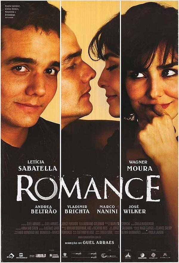 Romance (2008) Romance movies, Romance movie poster, Romance