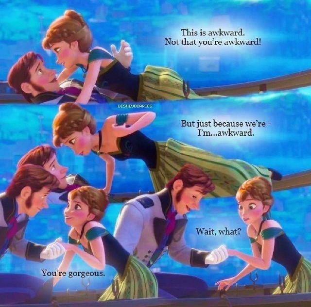 Frozen~Anna&Hans