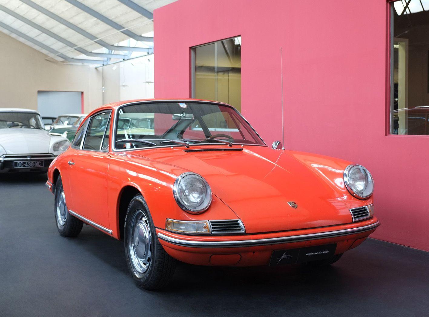 Www Janzen Klassik De 1967 Porsche 912 Coup 233