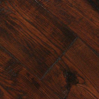 Albero Valley Farmhouse 7 1 2 Engineered Hickory Hardwood Flooring In Hacienda Flooring Hardwood Floors Hickory Hardwood Floors