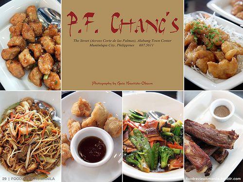 p.f. chang's | food, food reviews, food photography