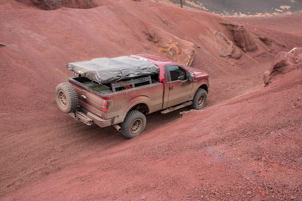 Stage 3's 2014 Tremor Overland Build in Action! in 2020