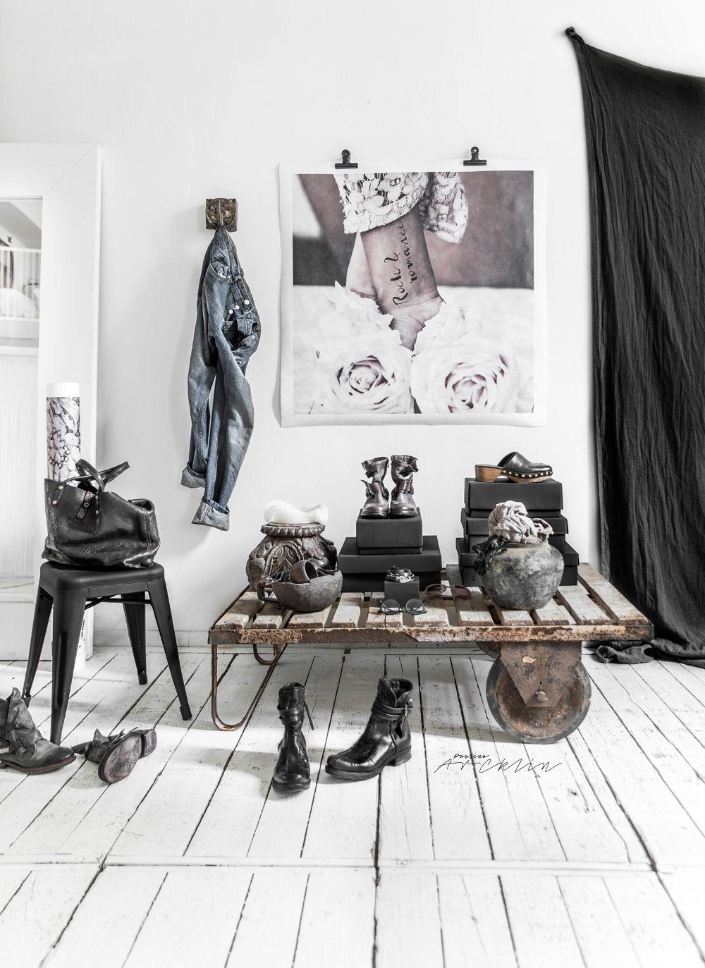 SIXTYDAYS ROCK & ROMANCE POSTER  Décoration maison, Idee deco et