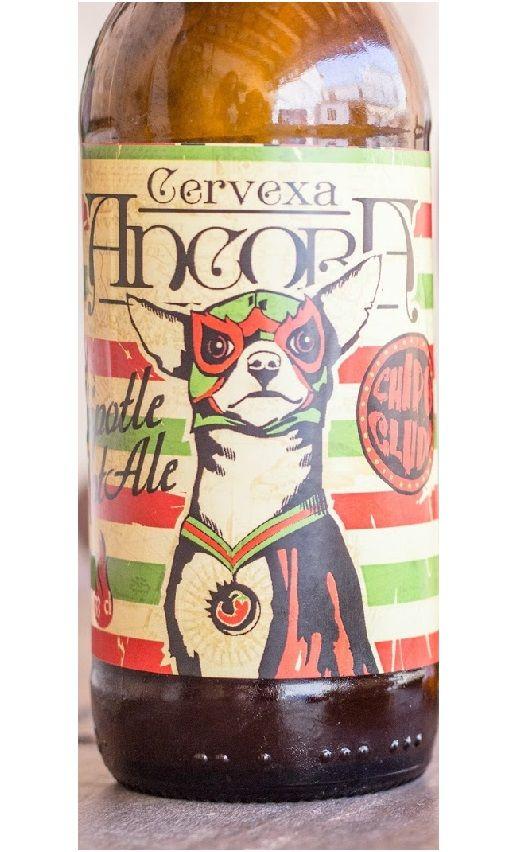 Cerveza Artesana Ancora Chipotle Hot Ale  [III Feria de la Cerveza Artesana, diciembre 2015]