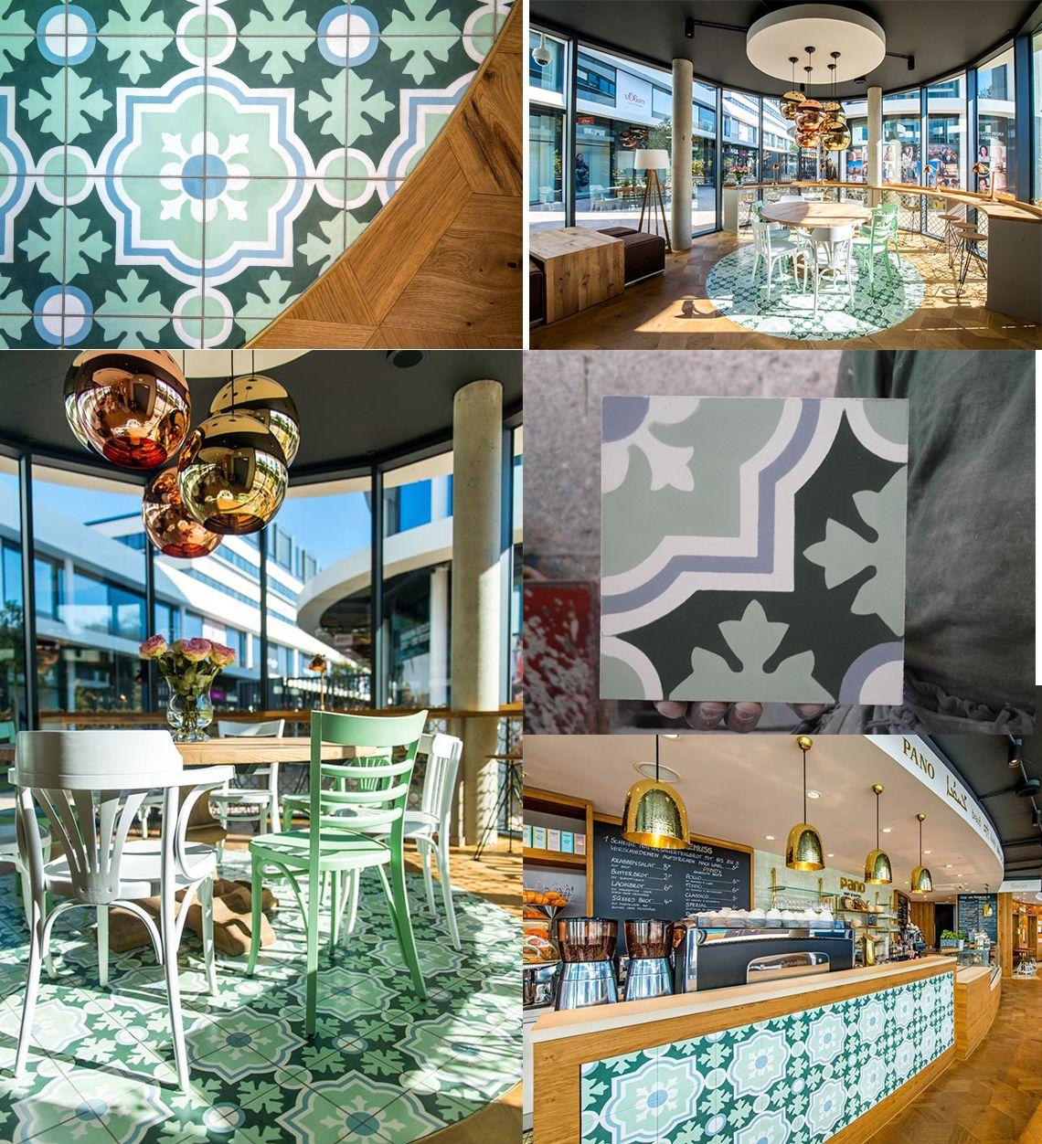 Innenarchitektur Köln mosaico zementfliesen cementtiles design interiordesign