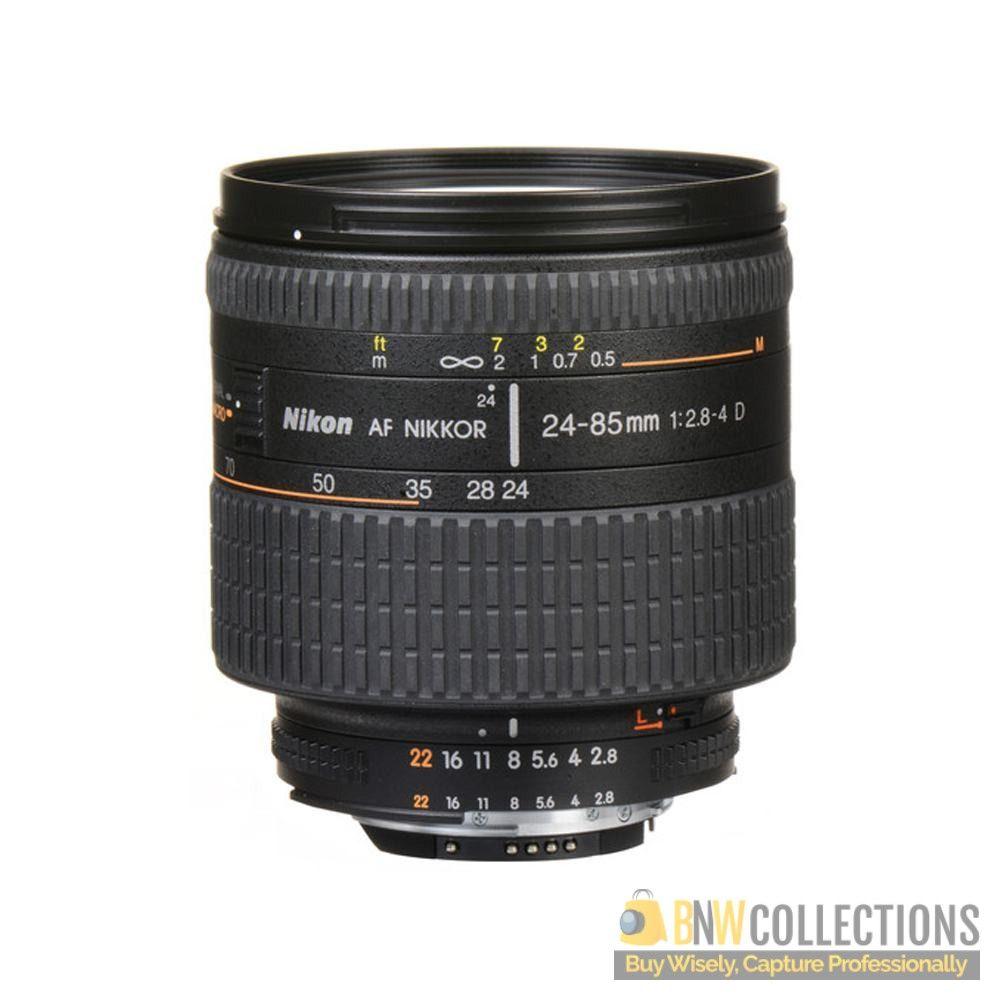 Nikon Af Zoom 24 85mm F 2 8 4d If Lens Price In Pakistan Nikon Aperture Control Dslrs