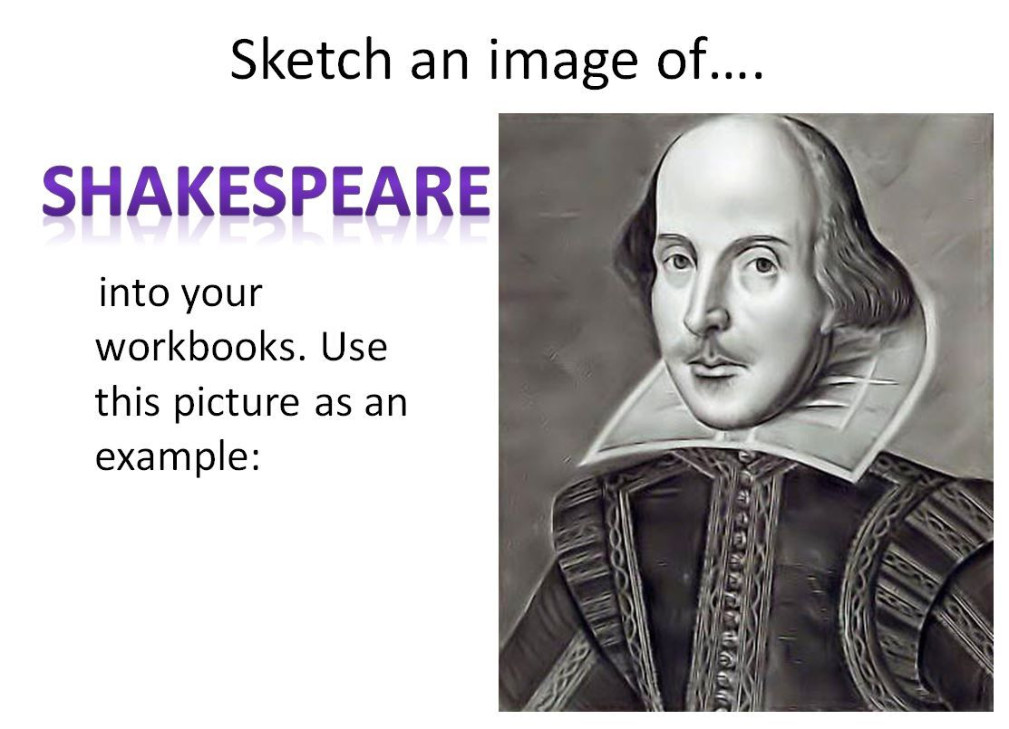 Ks3 Introduction To Shakespeare Unit Sow