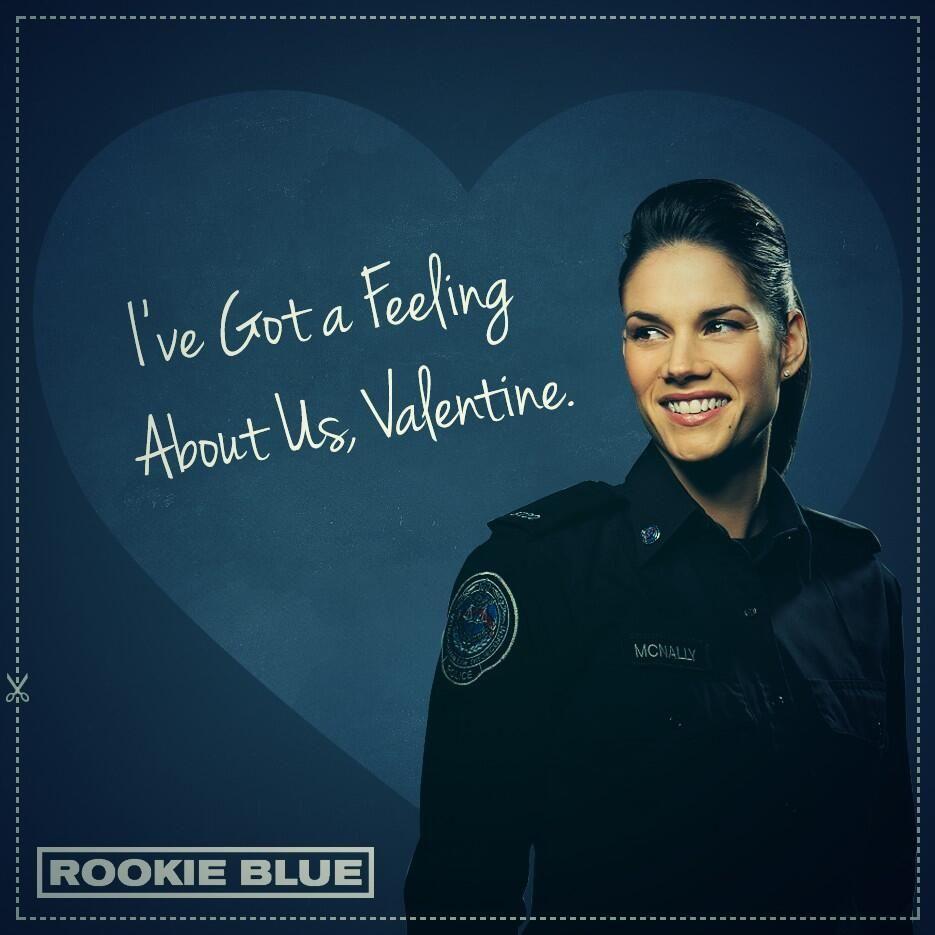Rookie Blue Valentines.