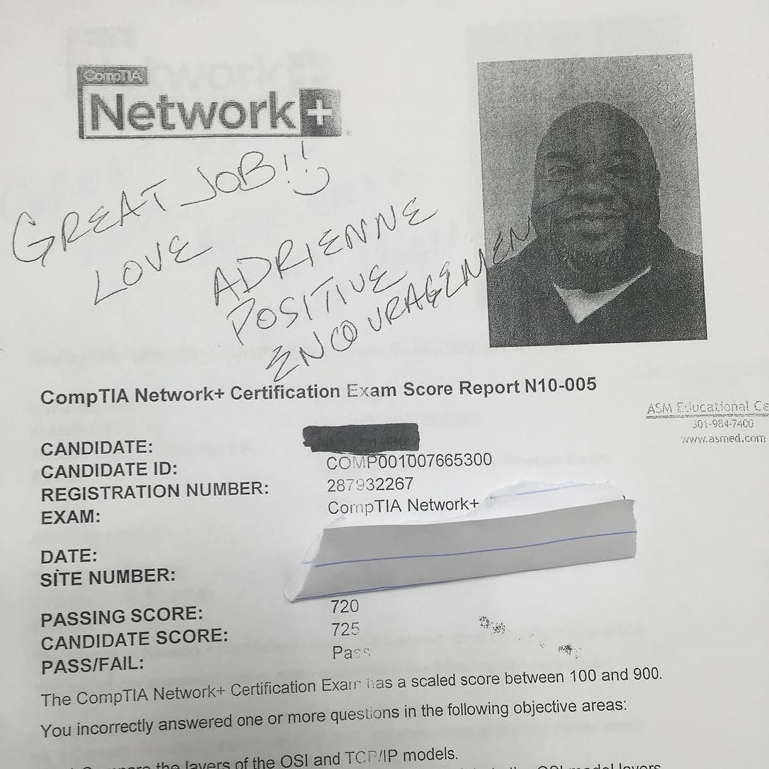 We are proud of our student who has passed comptia network exam we are proud of our student who has passed comptia network exam ccna ccnp xflitez Gallery