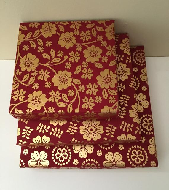 Square Gift Boxes Indian Weddings Diwali Gift Fancy Gift Box