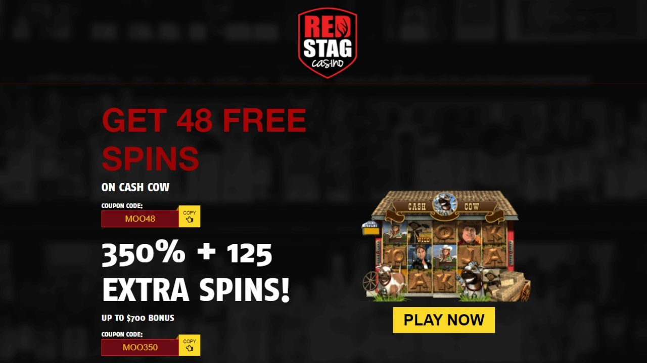 Red Stag casino new signup bonuses September, 2020
