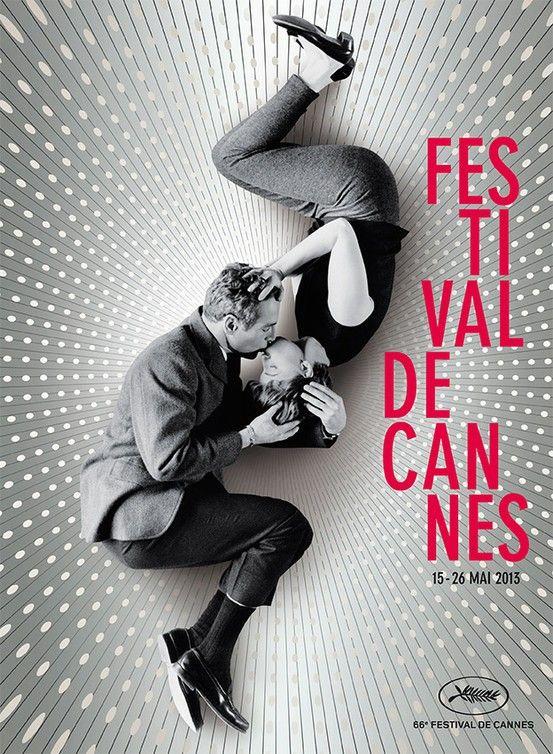 El cartel del Festival de #Cannes 2013. Pincha en la foto para acceder al Teaser del 66ª edición de #Cannes #SensaCine