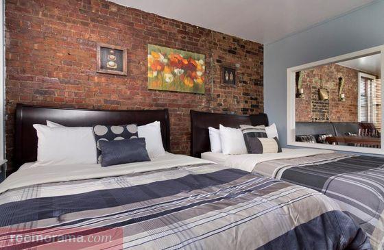 Short Term Rentals Greenwich Village - Apartment: [8112] Stunning Gramercy 3 BR w/ 4 Beds - Roomorama