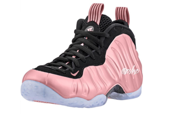 e164481f6b2 Release Date  Nike Air Foamposite One Elemental Rose Another pink theme is  landing on the