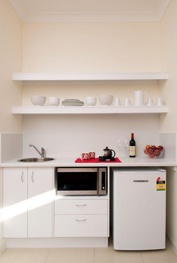 small kitchen for garage loft | NewHome | Pinterest