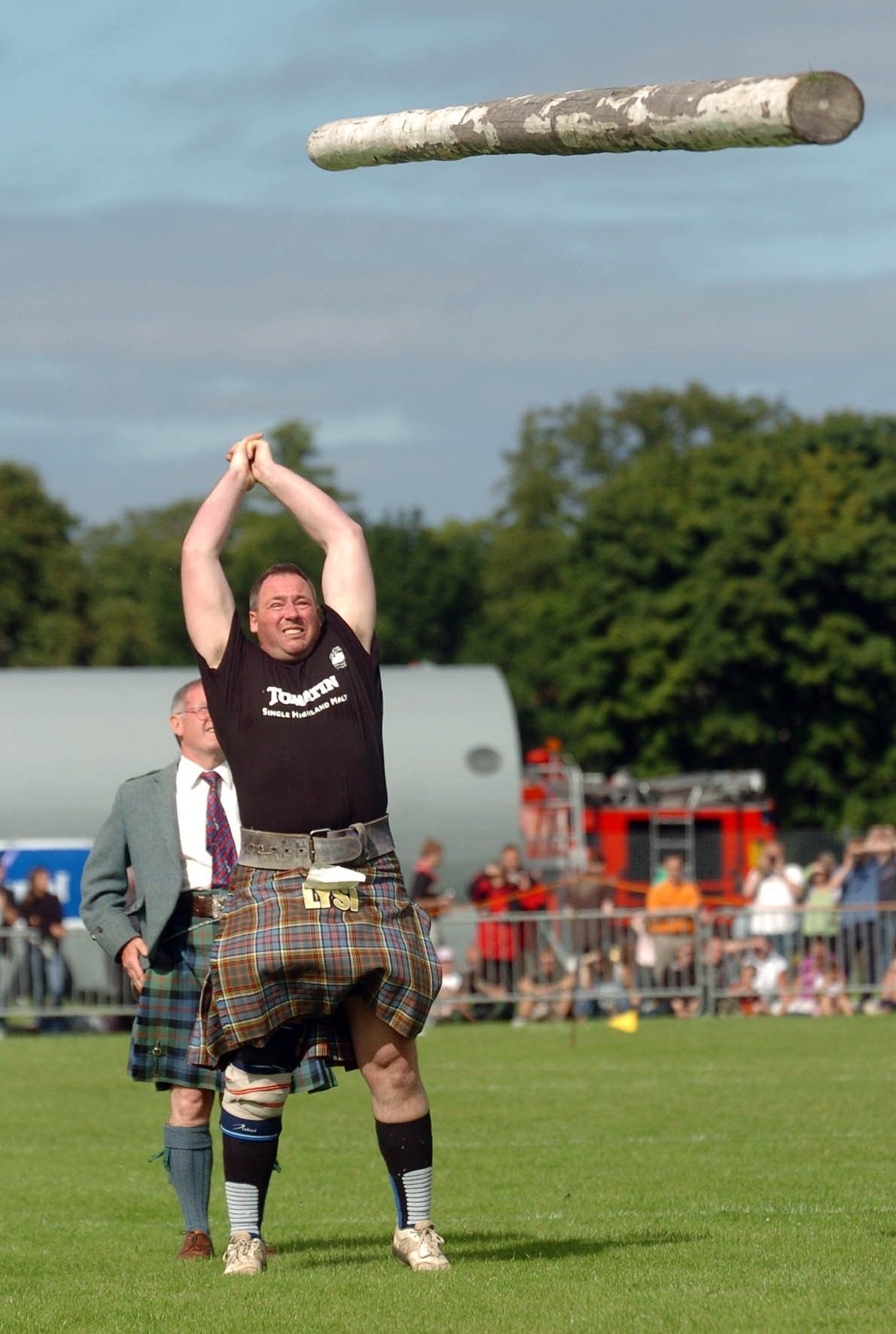 2013 Inverness Highland Games. I'm going to Inverness for women's masters in 2014. That's all ...