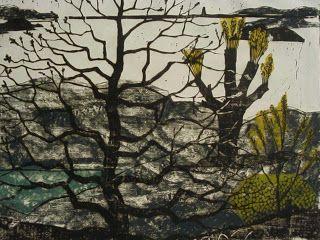 Henrik Finne, woodcut