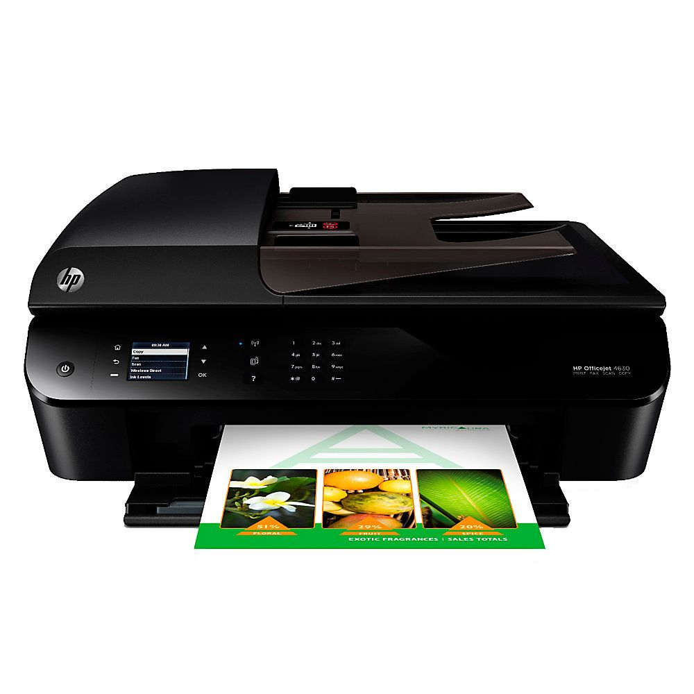 driver stampante hp officejet 4630