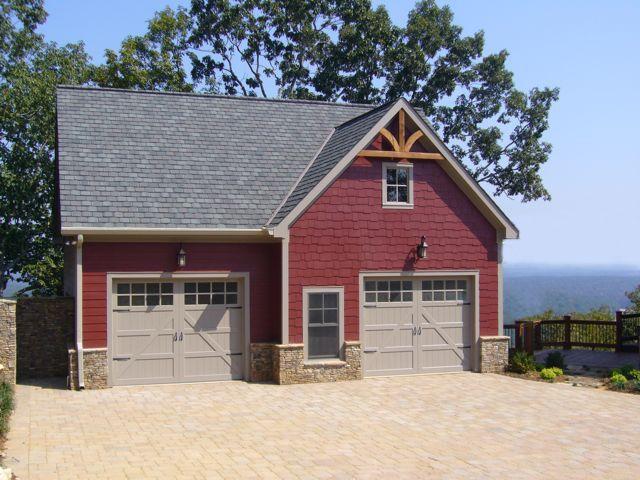 Plan 29820rl Garage Apartment With Fireplace Carriage House Plans Garage Apartment Plans Garage Door Design