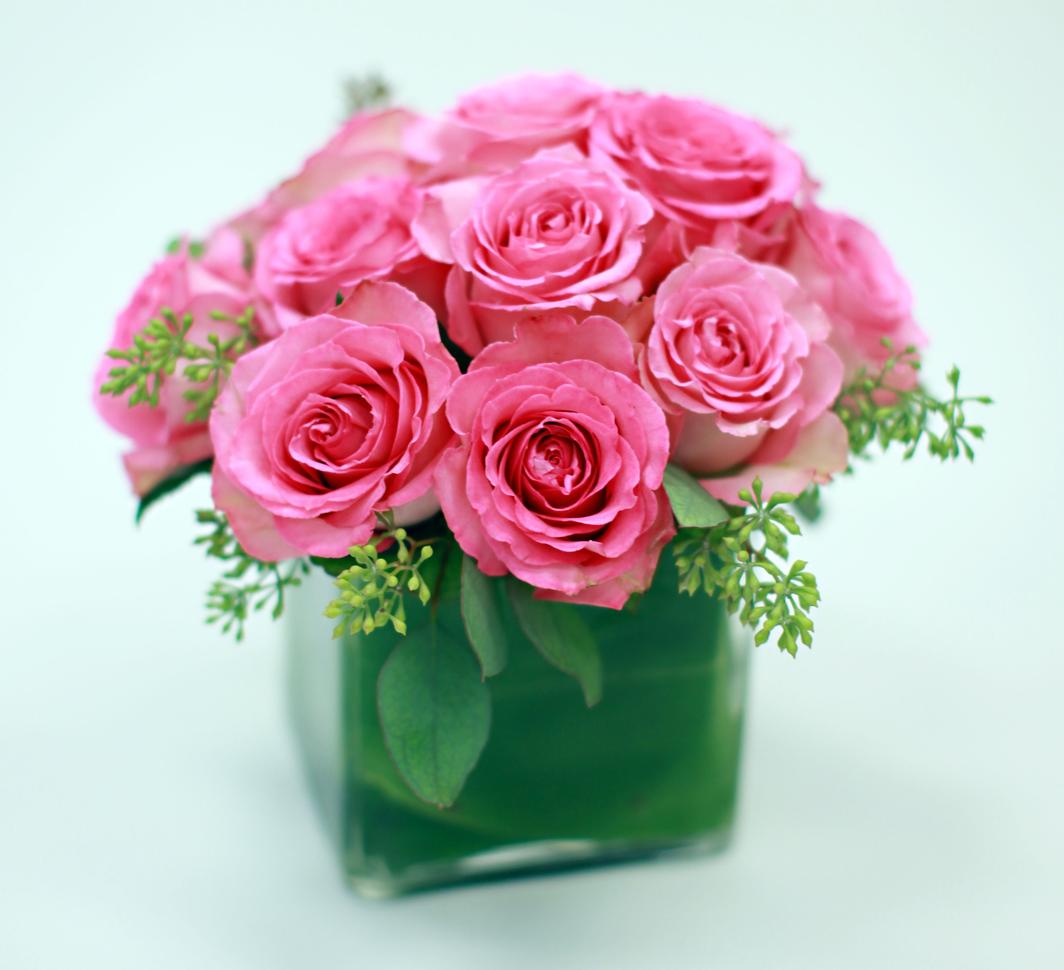 Pretty In Pink Birthday Flowers Teacher Gift Ideas Flowers For