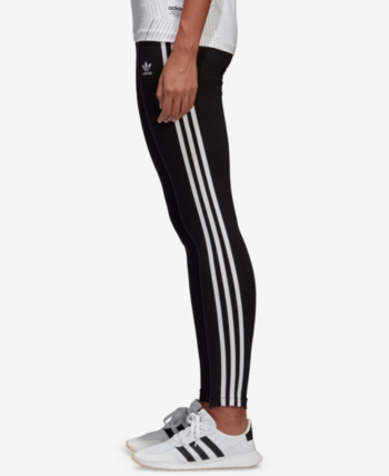 Periodo perioperatorio Sangriento fe  adidas adicolor 3-Stripe Leggings | Striped leggings, Women's leggings, Adidas  women
