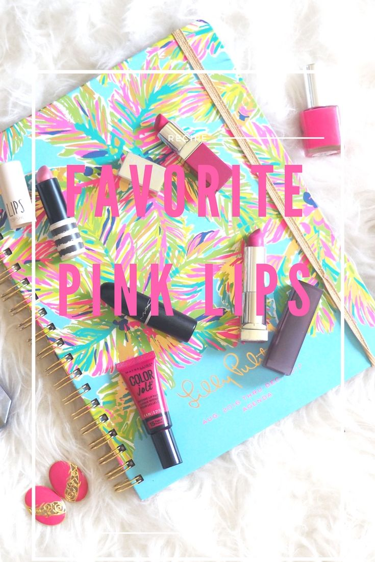 Photo of Favorite Pink Lips for Summer | Tabitha Faith | The Contented Life