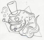 """Jona """"Fancy Fish"""""""