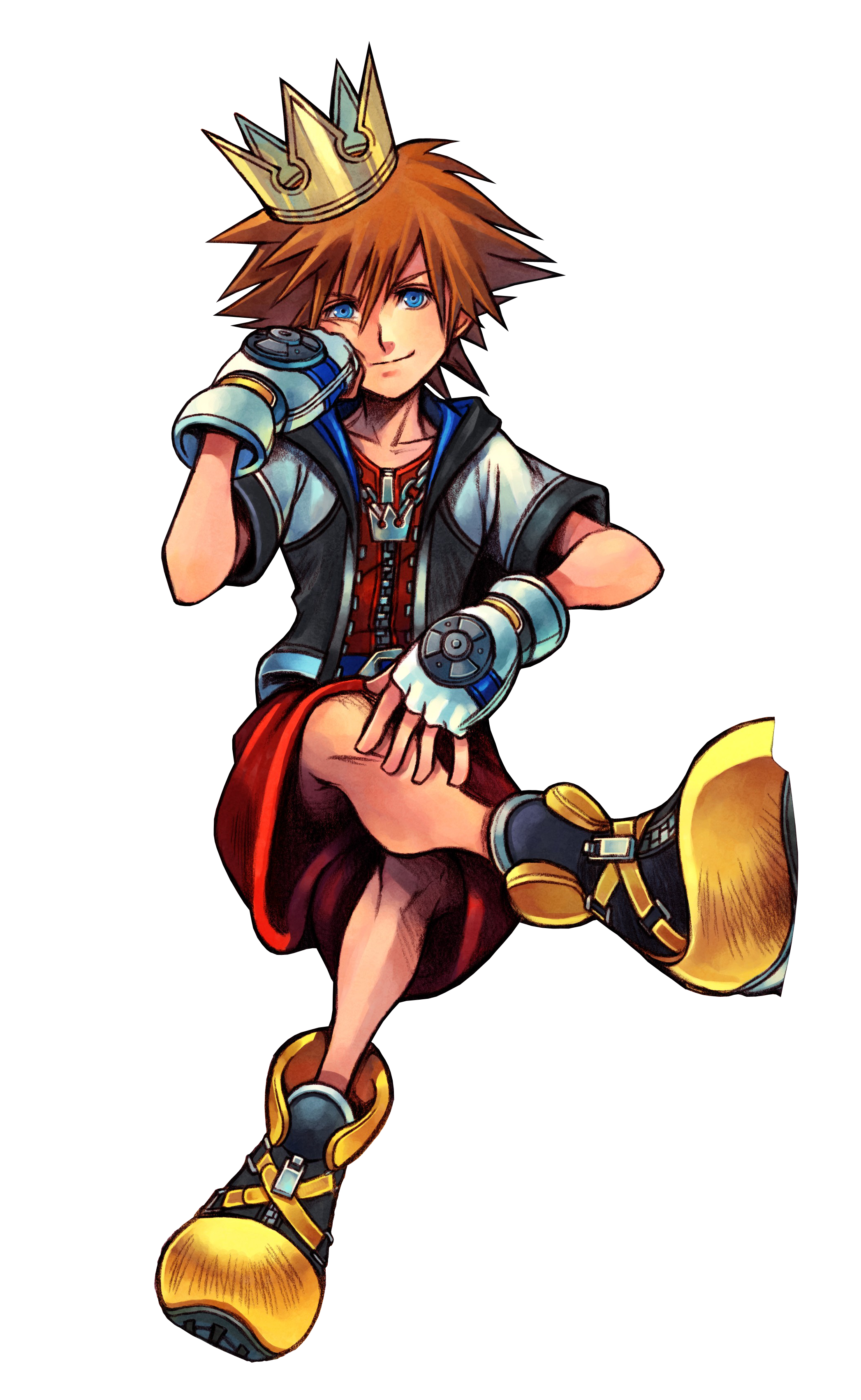 Sora02.png (2094×3406) Sora kingdom hearts, Kingdom