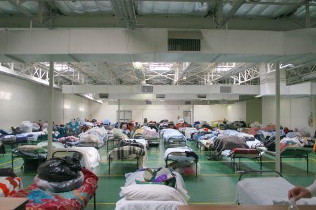 Reusing The Space Homeless Shelter Homeless Families Homeless