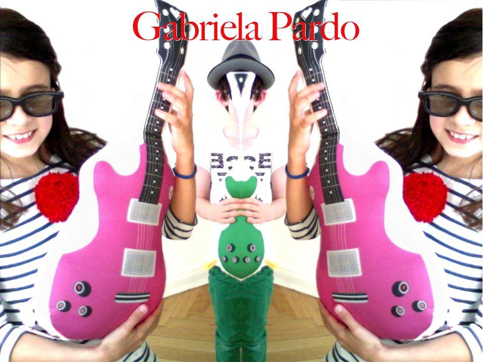 Pillows that Rock!!!  www.gabrielapardo.com  Hot Pink Organic Guitar Pillow