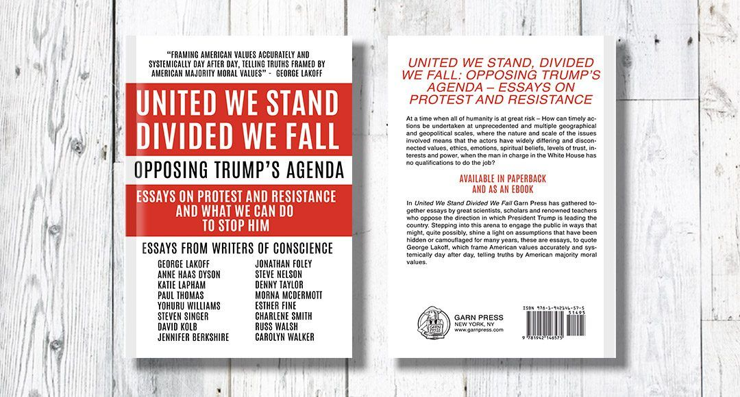 BOOK EXCERPTS Two Great excerpts from United We Stand Divided We