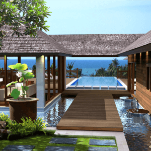 808 635 4900 Check Out The Latest Balinese And Hawaiian Architecture Projects By Tropical Architecture Tropical Architecture Tropical Houses Bali Style Home