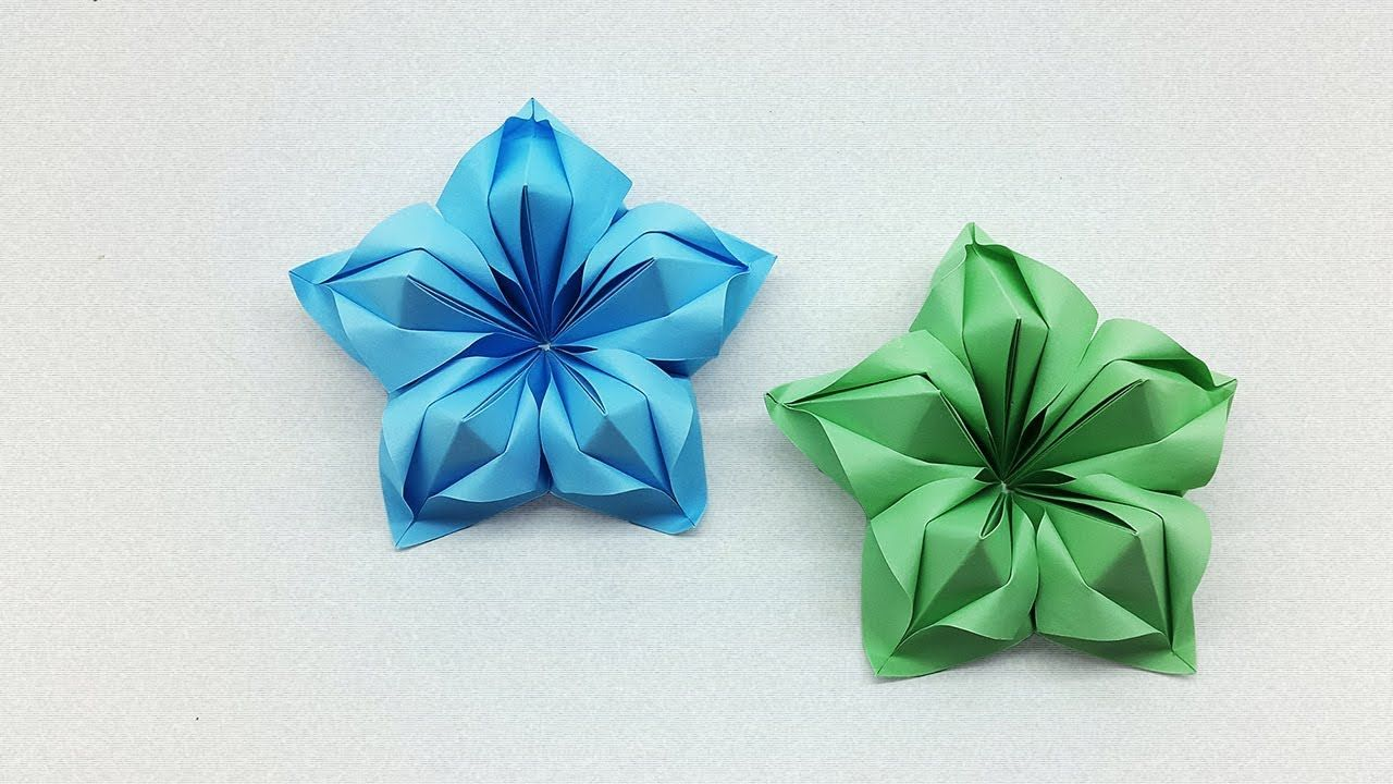 Innovative Easy Paper Flower Making Tutorial Diy Paper Craft