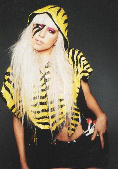 Gaga fuck Lady hard