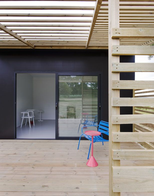 Mini House : Modular Structured House with Modern Scandinavian Design | Tuvie