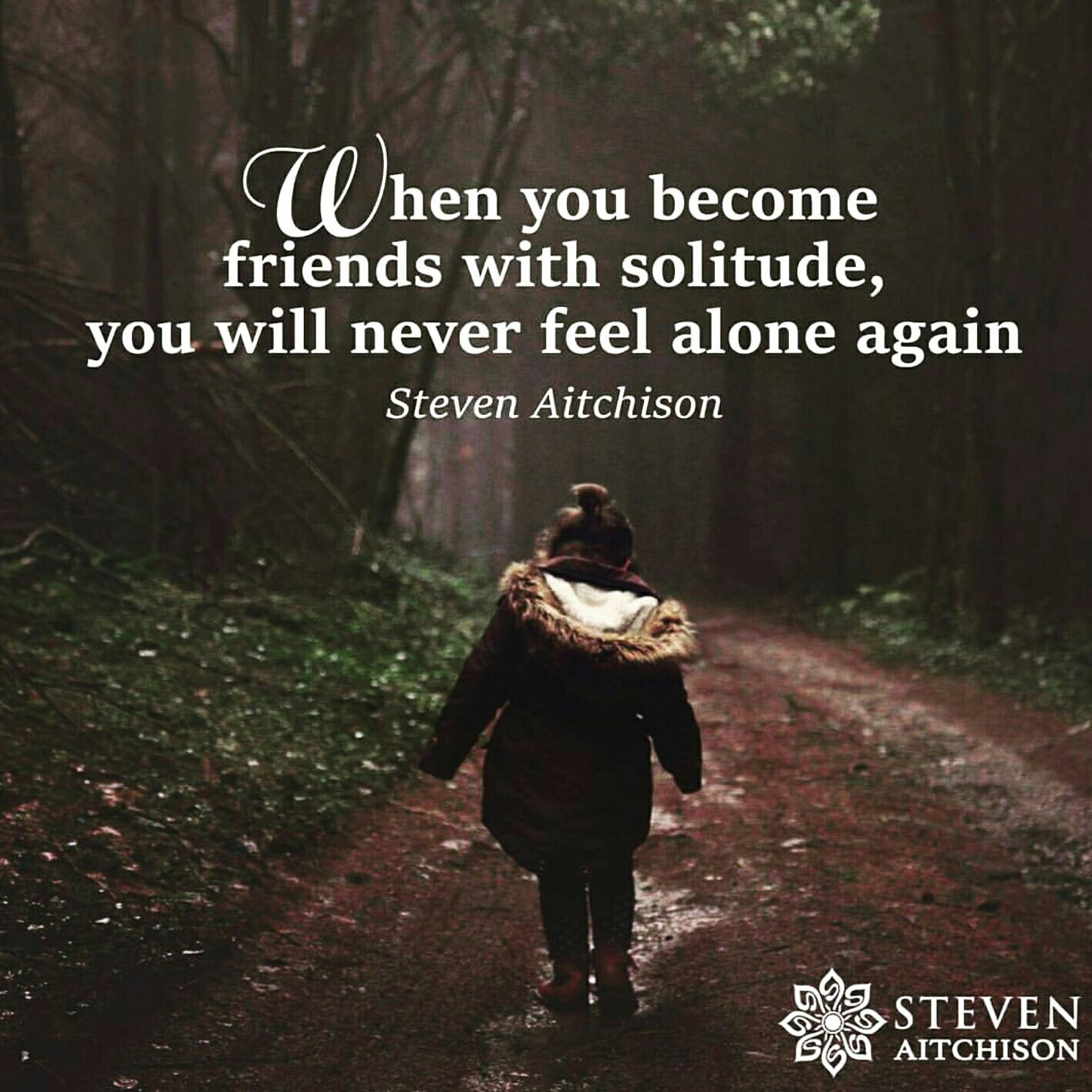 Amazing truth about when youre alone for a long time