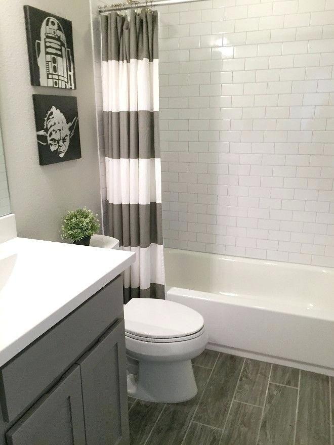 Grey Bathroom Ideas Small Boys Bath The Dark Cabinet Paint Tile Light Grey Bathrooms Decorat Gray Bathroom Decor Diy Bathroom Makeover Small Bathroom Remodel