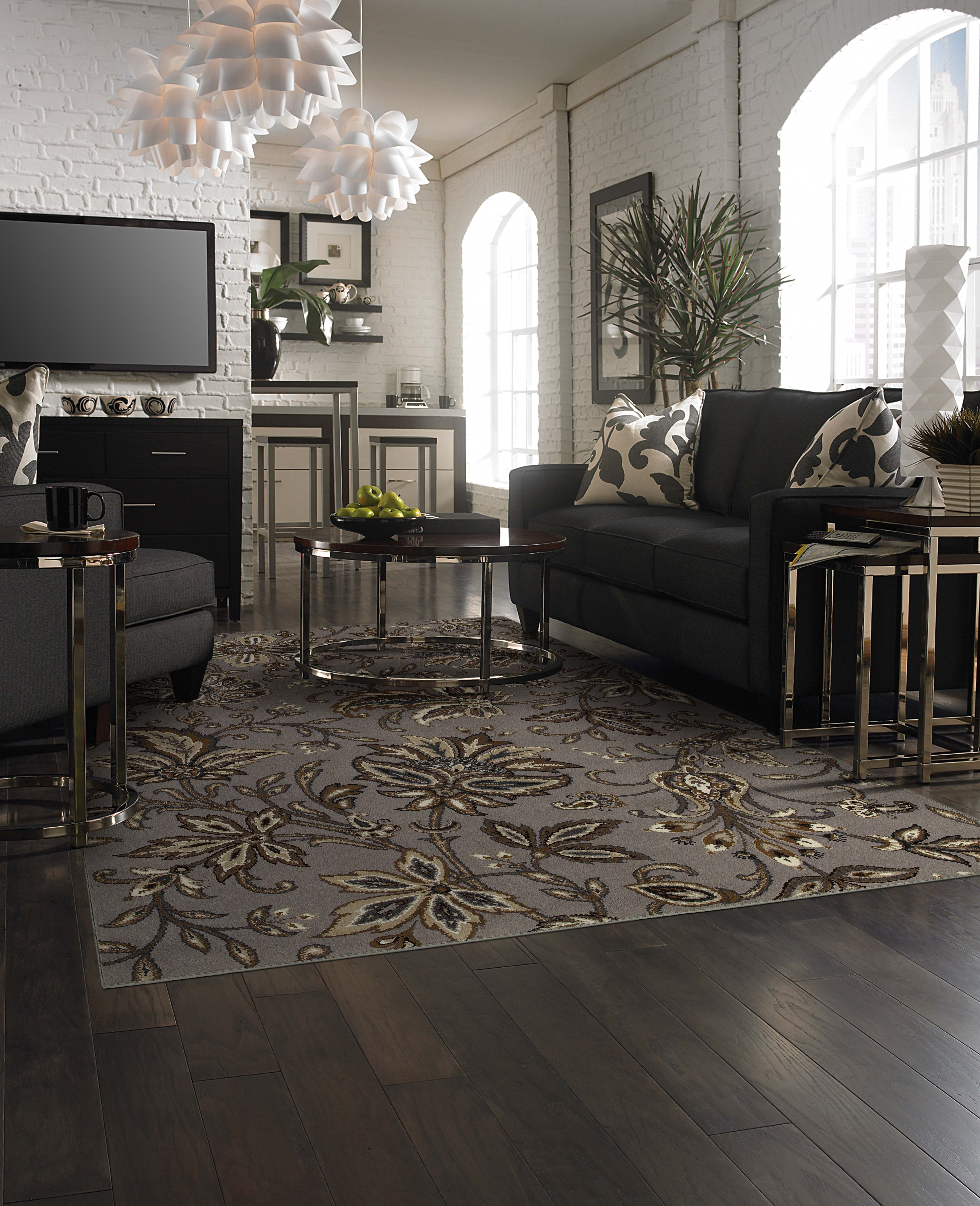 Shaw S Newport Garden Area Rug Is The Perfect Epitome Of Subtle